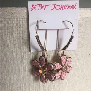 Betsy Johnston Earrings